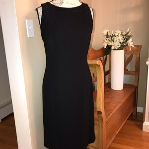 LAUREN Ralph Lauren Black Dress Size 10